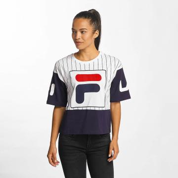FILA Camiseta Petite Late PRT blanco
