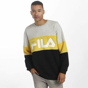 FILA Jumper Urban Line Straight Blocked grey