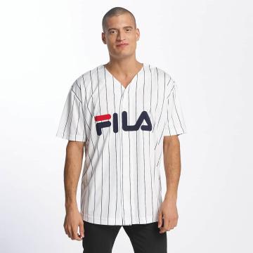 FILA Skjorte Urban Line Baseball Dawn hvid