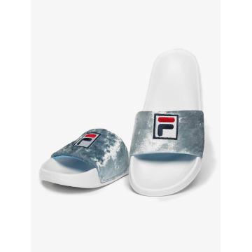 FILA Slipper/Sandaal Base Palm Beach V blauw