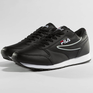FILA Sneakers Orbit Low èierna