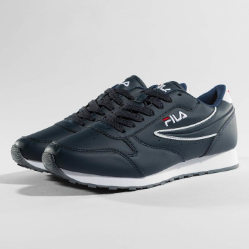 FILA Sneakers Orbit Low modrá