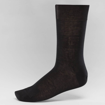 FILA Socken Normal schwarz
