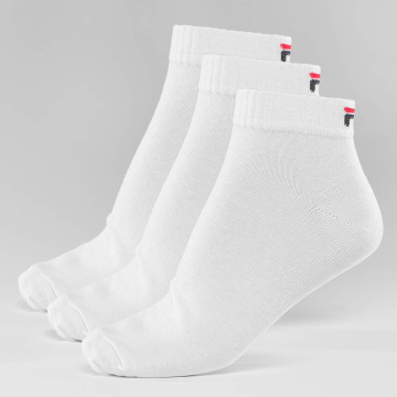 FILA Socken 3-Pack Training weiß
