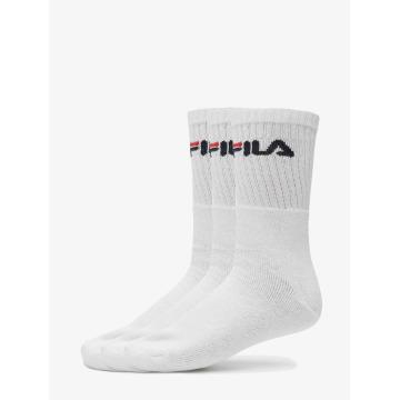 FILA Strømper 3-Pack hvid