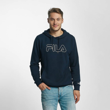 FILA Sweat capuche Core Line bleu