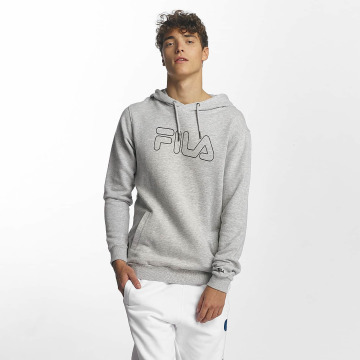 FILA Sweat capuche Core Line gris
