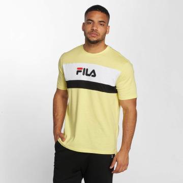 FILA T-Shirt Aaron jaune