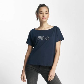 FILA T-shirts Core Line blå