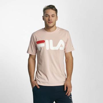 FILA T-shirts Urban Line Classic Logo rosa