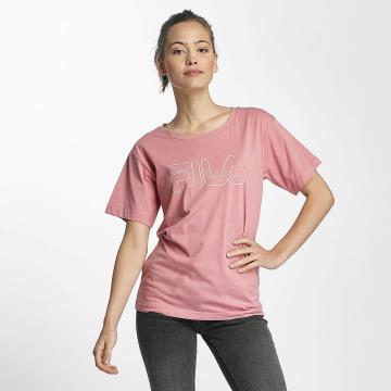 FILA T-shirts Core Line rosa