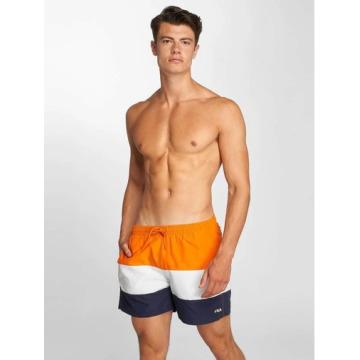 FILA Uimashortsit Brock Swim oranssi