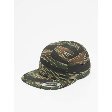 Flexfit 5 Panel Caps Classic Jockey camouflage