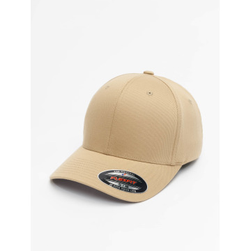 Flexfit Casquette Flex Fitted Wooly Combed kaki