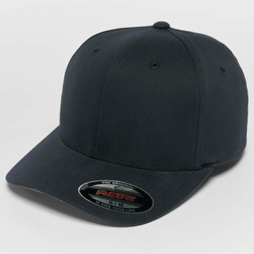 Flexfit Flexfitted Cap Twill Brushed blauw
