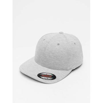 Flexfit Flexfitted Cap Double Jersey grigio