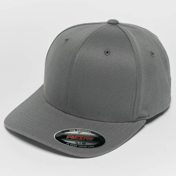 Flexfit Flexfitted Cap Wool Blend grijs