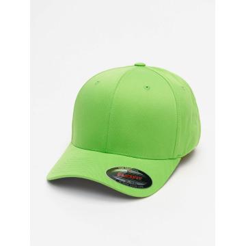 Flexfit Flexfitted Cap Wooly Combed groen