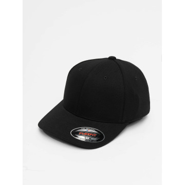 Flexfit Flexfitted Cap Double Jersey negro