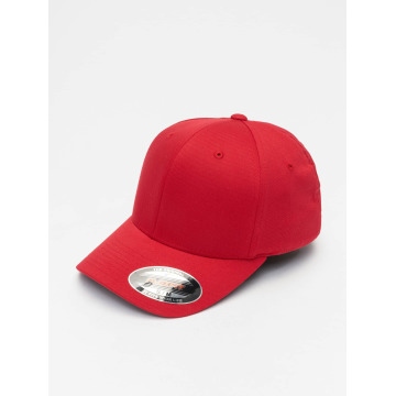 Flexfit Flexfitted Cap Wooly Combed rojo