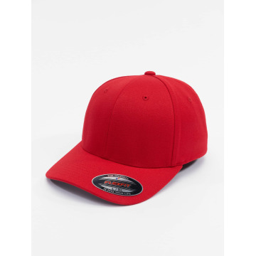Flexfit Flexfitted Cap Wool Blend rood