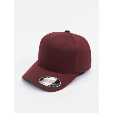Flexfit Flexfitted Cap Wooly Combed rosso