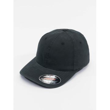 Flexfit Flexfitted Cap Garment Washed Cotton Dat schwarz