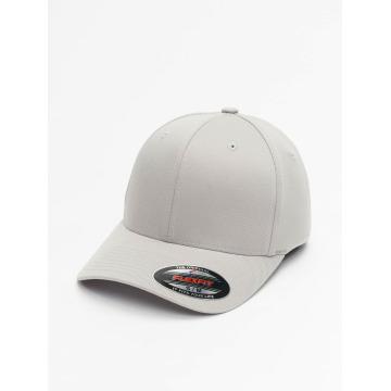 Flexfit Flexfitted Cap Wooly Combed silberfarben