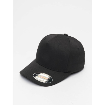 Flexfit Flexfitted Cap 5 Panel zwart