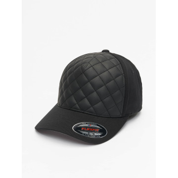 Flexfit Flexfitted Cap Diamond Quilted zwart