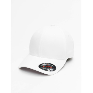 Flexfit Gorras Flexfitted Wooly Combed blanco