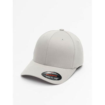 Flexfit Gorras Flexfitted Wooly Combed plata