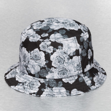 Flexfit Hut Roses schwarz
