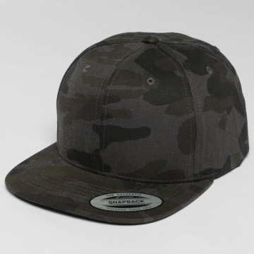 Flexfit Snapback Cap Camo Cotton camouflage