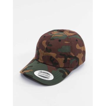 Flexfit Snapback Cap Low Profile Cotton Twill camouflage