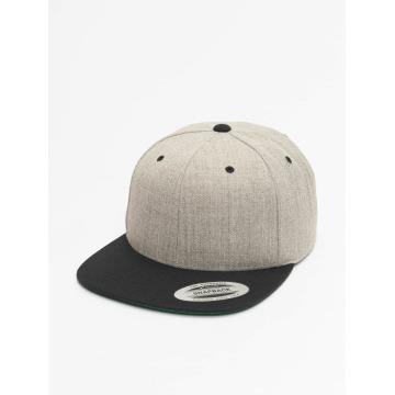 Flexfit snapback cap Classic Two Tone grijs