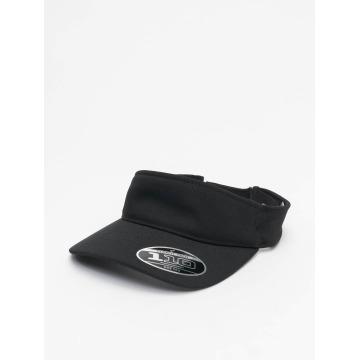 Flexfit Snapback Cap Visor schwarz