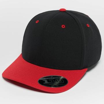 Flexfit Snapback Cap 110 Pro-Formance 2-Tone schwarz