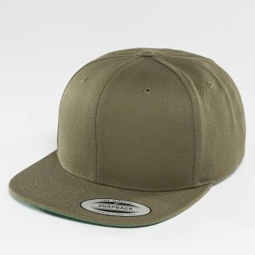 Flexfit Snapback Caps Classic olivový
