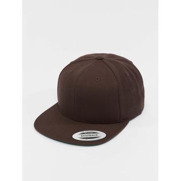 Flexfit Snapback Caps Classic ruskea