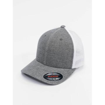Flexfit Trucker Cap Retro Trucker grey