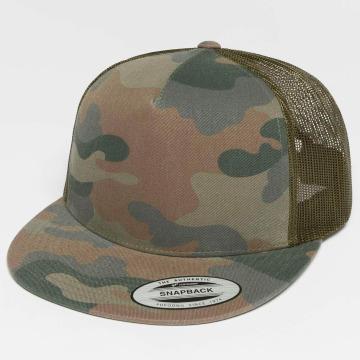 Flexfit Trucker Caps Classic camouflage