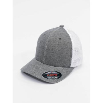 Flexfit Trucker Caps Retro Trucker szary