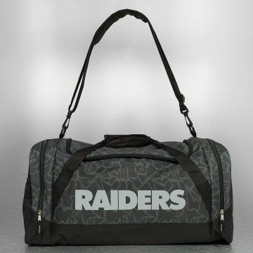 Forever Collectibles Сумка NFL Camouflage Oakland Raiders черный