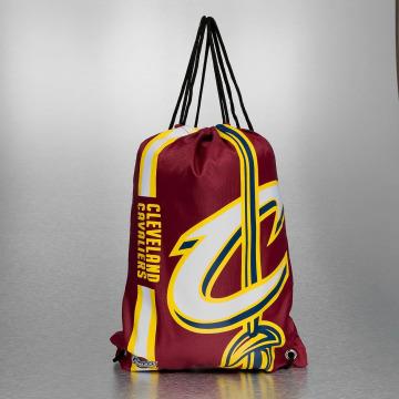 Forever Collectibles Batohy do mesta NBA Cropped Logo Cleveland Cavaliers èervená