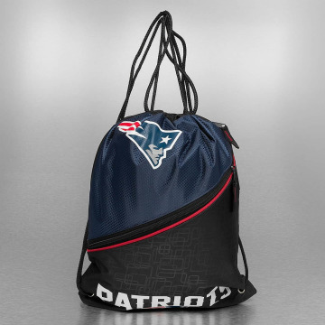 Forever Collectibles Beutel NFL Diagonal Zip Drawstring New England Patriots черный