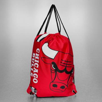 Forever Collectibles Bolsa NBA Cropped Logo Chicago Bulls rojo
