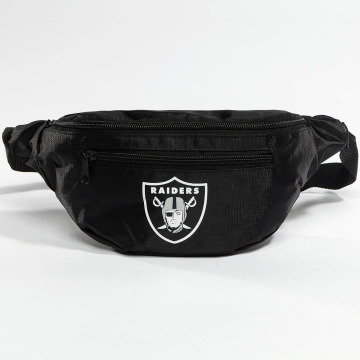 Forever Collectibles Bolso NFL Oakland Raiders negro