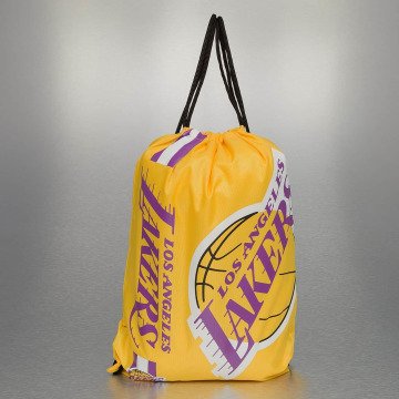 Forever Collectibles Kassit NBA Cropped Logo LA Lakers keltainen