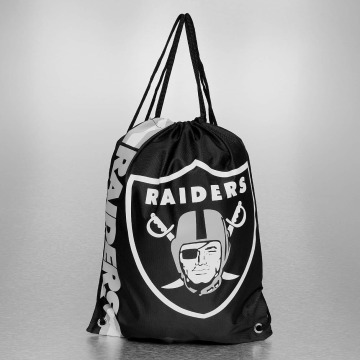 Forever Collectibles Kassit NFL Cropped Logo LA Raiders musta